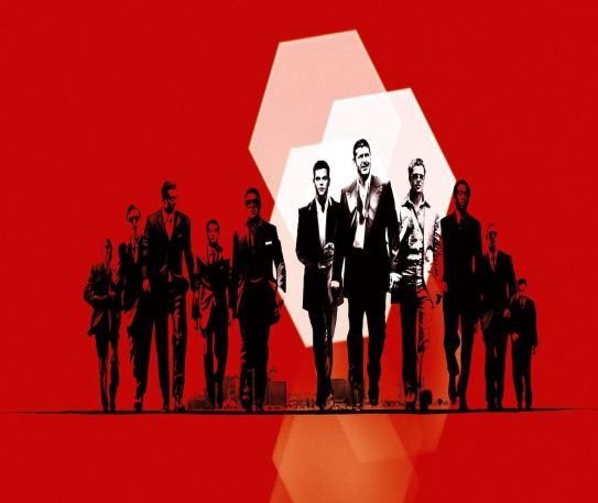 Oceans 11 - the legendary plot that inspired many imitators