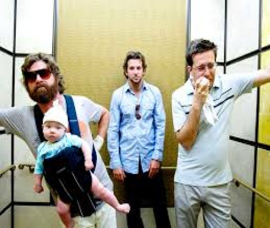 The Hangover movie review - the enduring appeal of an off the wall classic