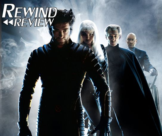Rewind Reviews - X-Men - The start of Marvel's mutant mayhem