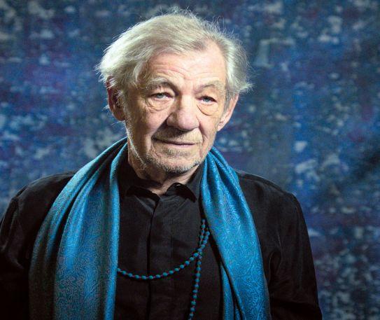 Ian McKellen Reprises Hamlet and Raises Money for Theatre Workers