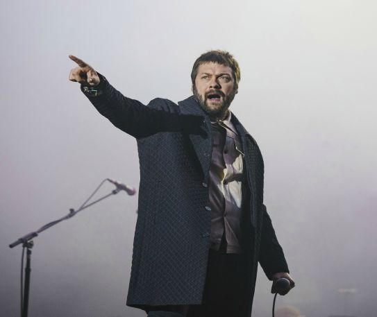 Kasabian Front Man Leaves Band to 'Get His Life Back on Track'