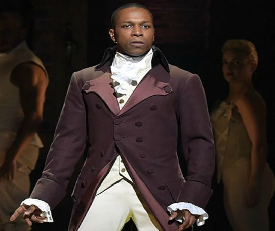 Hamilton movie was almost missing Leslie Odom Jr. due to unequal pay