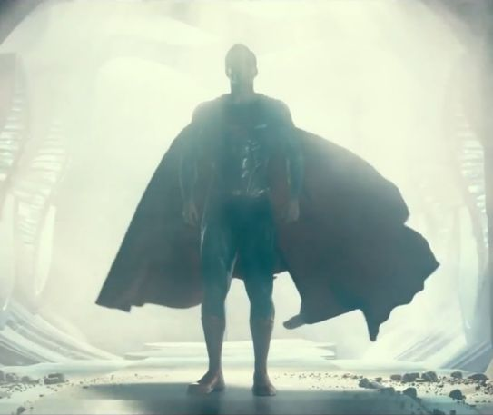 Justice League - Brand new trailer released for the Snyder Cut