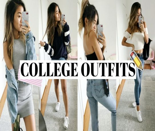 How to Choose Fashion Look for College