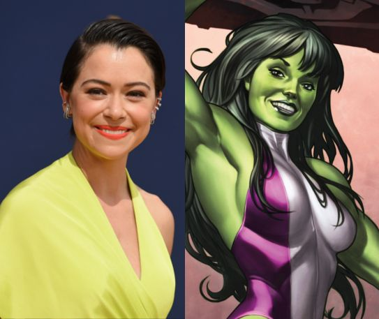 Marvel Studios' She-Hulk: Tatiana Maslany cast as series lead