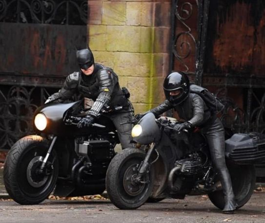 The Batman (2022): Filming resumes at Liverpool for new movie