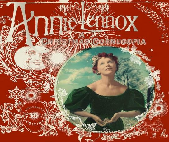 Annie Lennox's 10th Anniversary re-issue of A Christmas Cornucopia available now