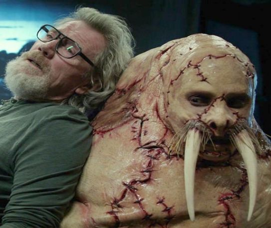 Tusk - One of the oddest movies out there