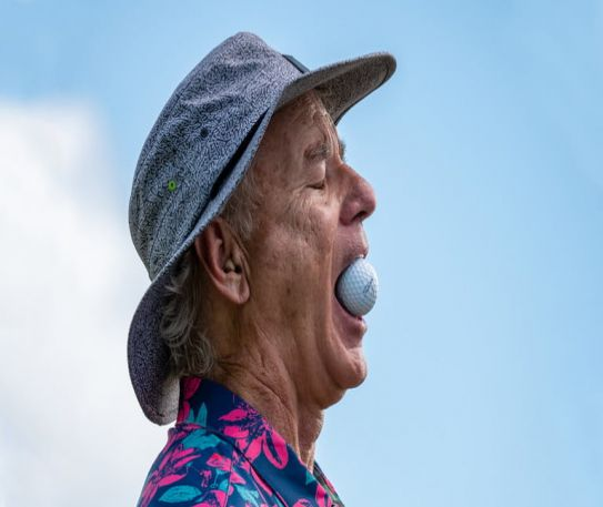Bill Murray golf clothes - look the part on the course and in the clubhouse
