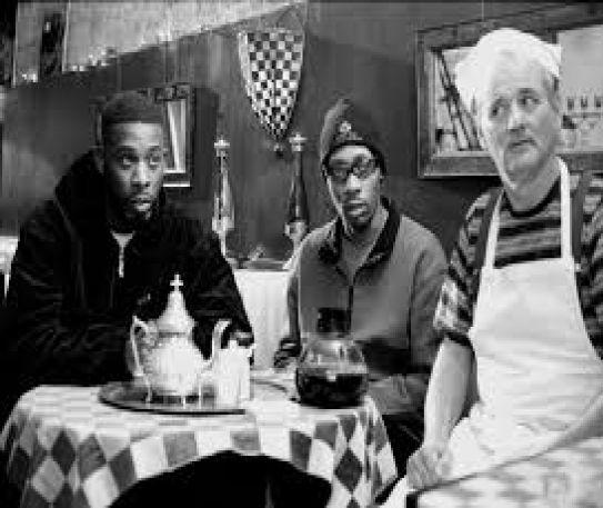 Coffee & Cigarettes - Delirium - Bill Murray with RZA & GZA