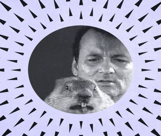 Groundhog Day - the Bill Murray film we need to cast those existential lockdown blues away