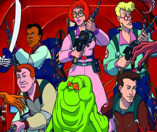 Classic The Real Ghostbusters cartoons set to arrive on YouTube
