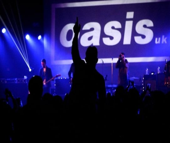 Live Forever featuring Oasis UK, Stipe and Laid set to play at the Liverpool Olympia later this year