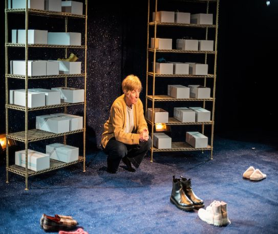 Three solo performances highlight the power of one on Everyman and Playhouse stages