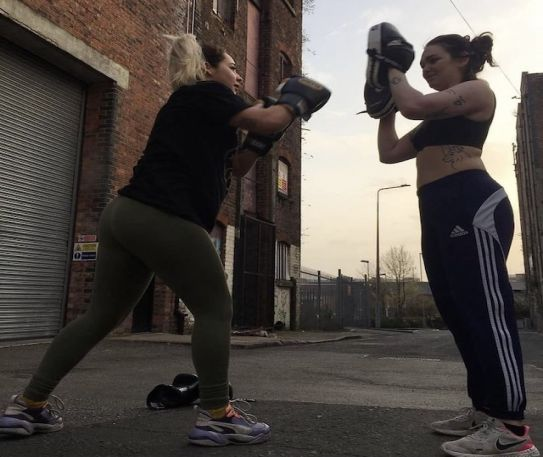 Baltic Boxing offers free lessons for LGBTQ+ Community