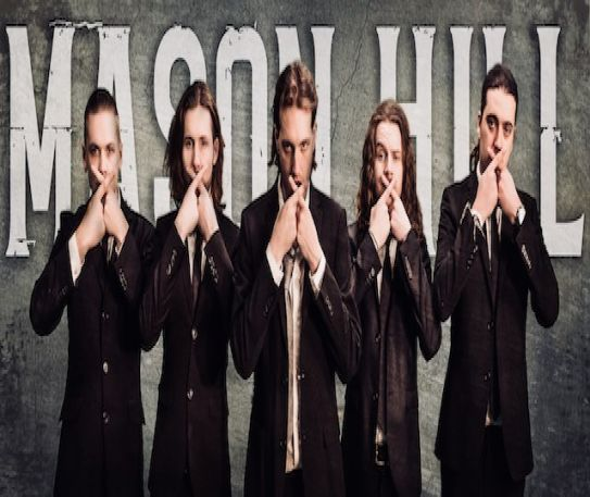 Mason Hill release new single, play Liverpool in Oct