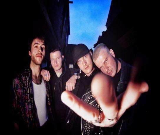 Strange Bones unleash debut album England Screams