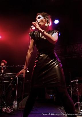 Marina Diamandis/Marina and the Diamonds