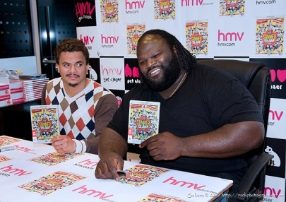 Primo and Mark Henry