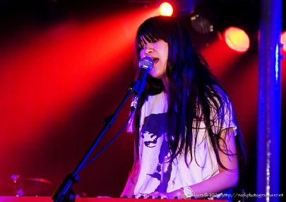 Peggy Wang/The Pains Of Being Pure At Heart