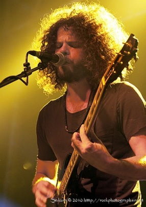 Andrew Stockdale/Wolfmother