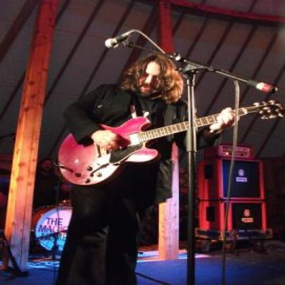 Magic Numbers hit the stage (Pic by Jay Ledsham)