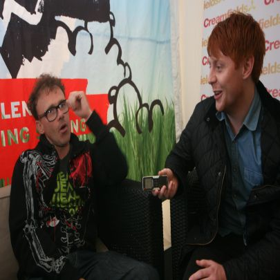 Leftfield's Neil Barnes speaks to Purple Revolver's Martin Higgins
