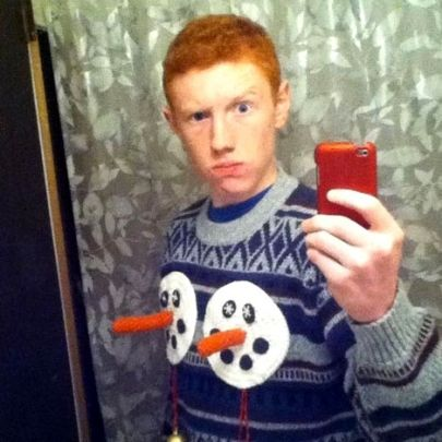Top ten worst Christmas jumpers ever picture gallery | Purple Revolver