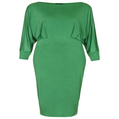 Green dress, Topshop, �