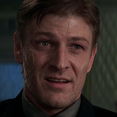 Sean Bean as Alec Trevelyan
