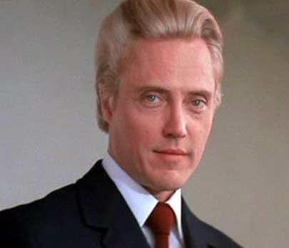 Christopher Walken as Max Zorin
