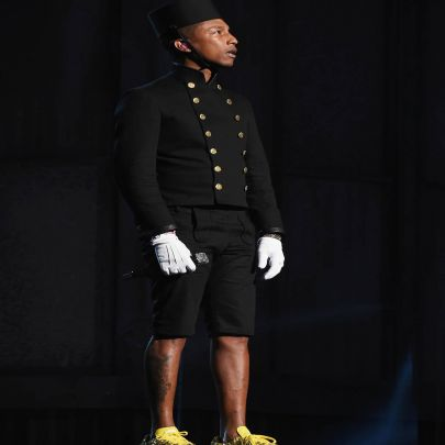 Best Pop Solo Performance - Pharrell Williams