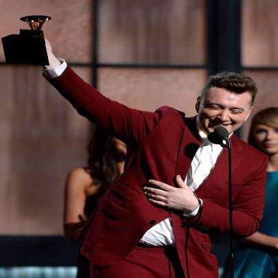 Best New Artist - Sam Smith