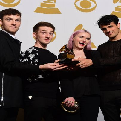 Best Dance Recording - Clean Bandit